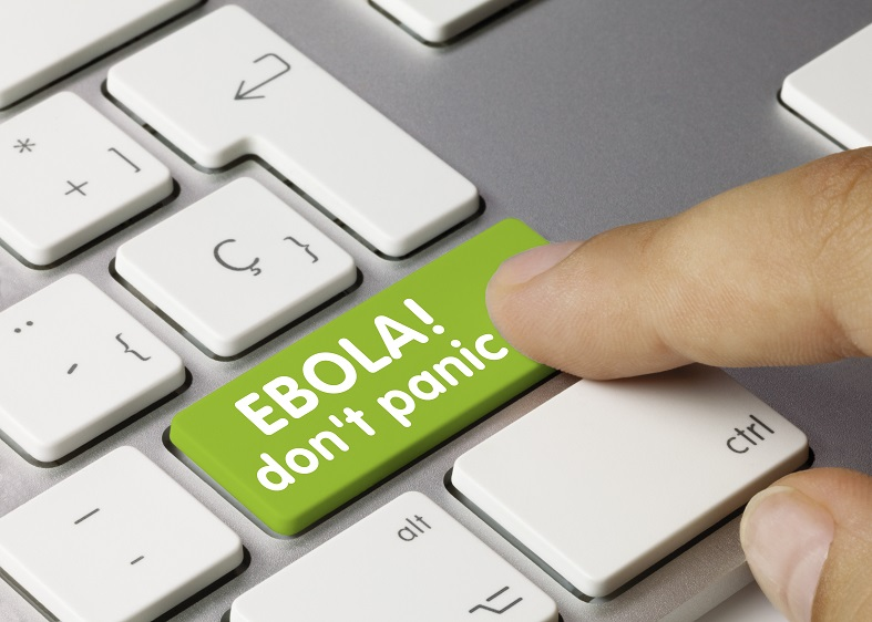 Practice Staff on 'Ebola Front Line'