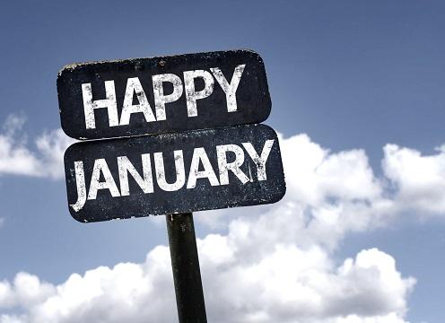 Beat those January Blues