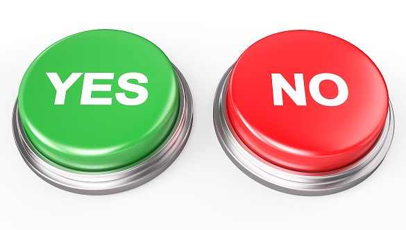 How difficult is it to say no?