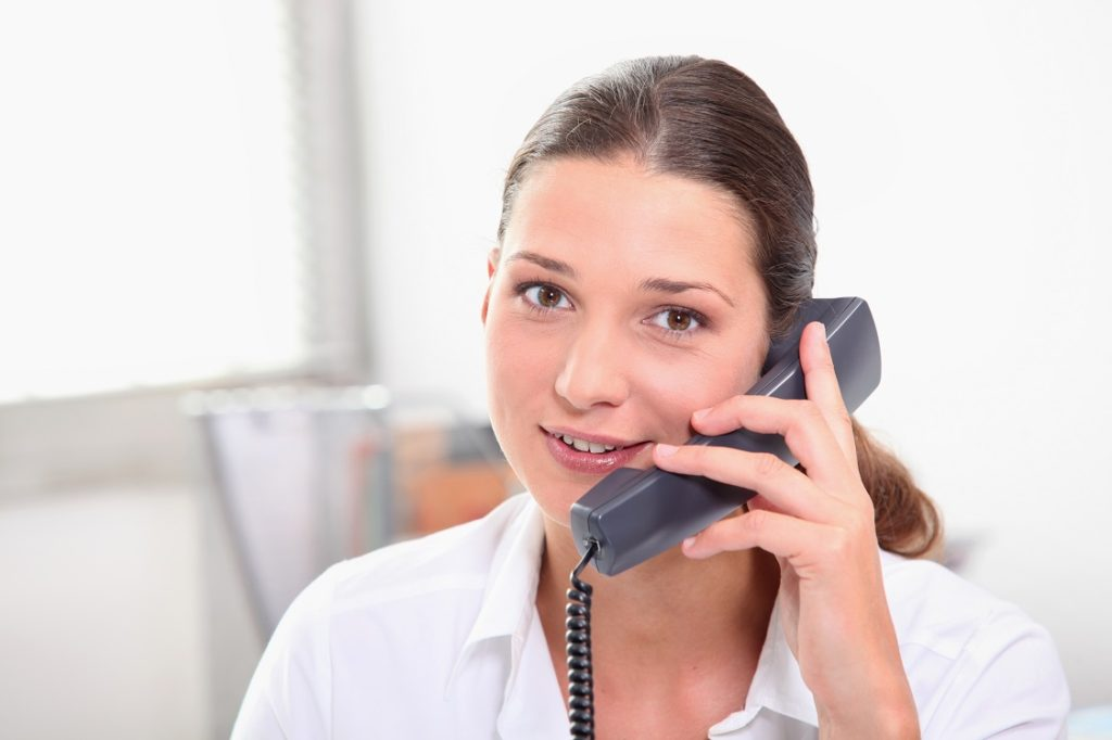 Are receptionists virtually disappearing?