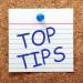 QOF top tips