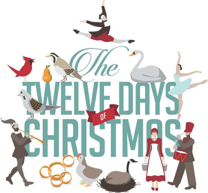 The Twelve Days of a Practice Christmas