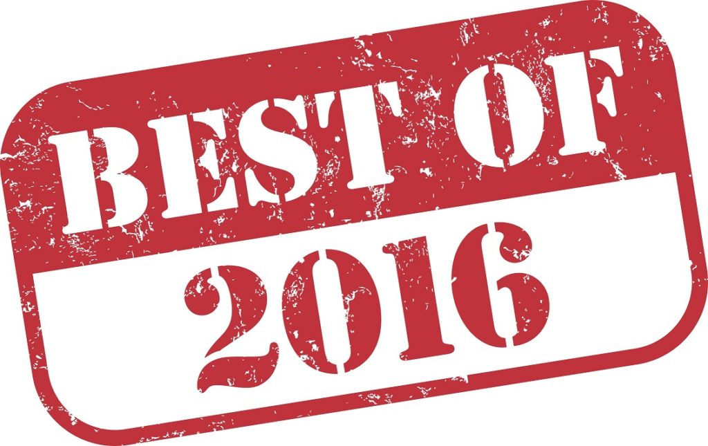 Best of the blog – 2016
