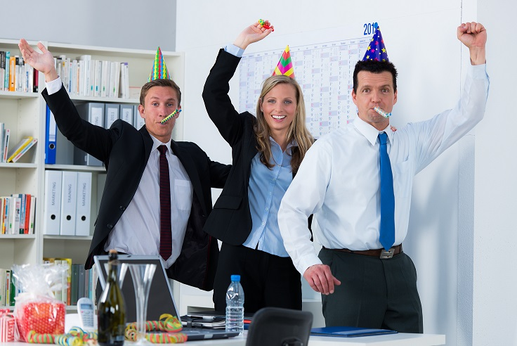 Practice Manager etiquette at work parties – PM Polly