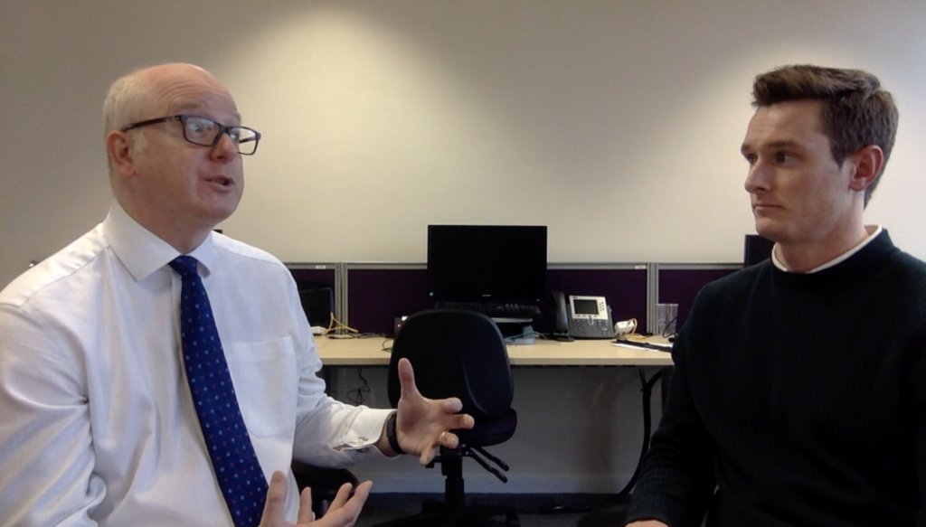 The Practice Manager Development Fund interview with Dr Robert Varnam