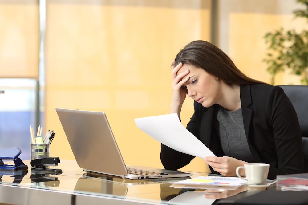 Notifying a unsuccessful job applicant