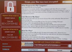 The cyber attack