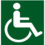 Whose responsibility is it to evacuate the disabled and mobility impaired in the event of a fire?