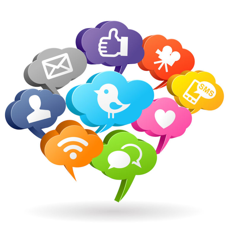 Can practices benefit from social media?