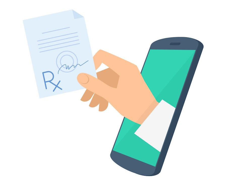 Driving prescription requests online (and saving time and money)