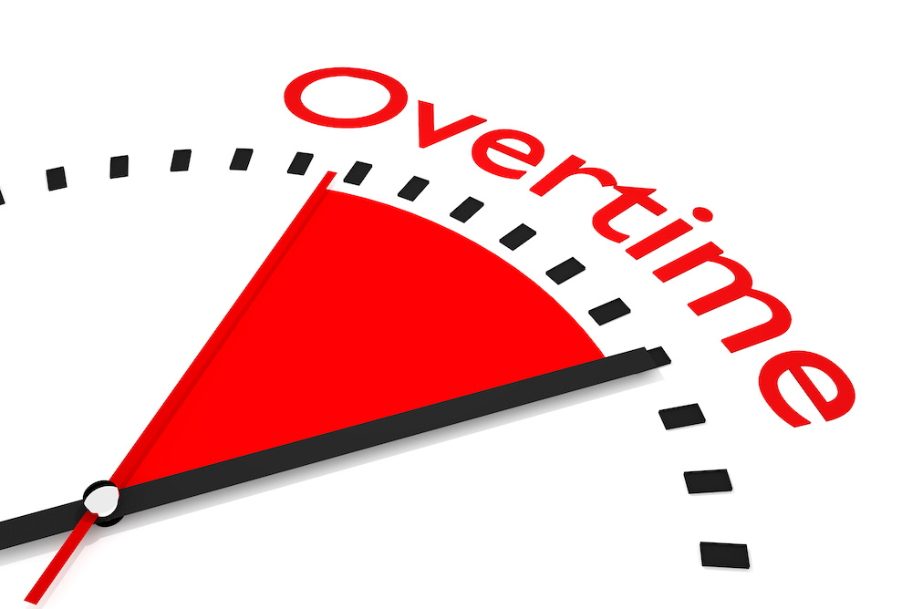 Practice Manager Pay – Part 2: Overtime