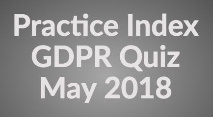 GDPR quiz