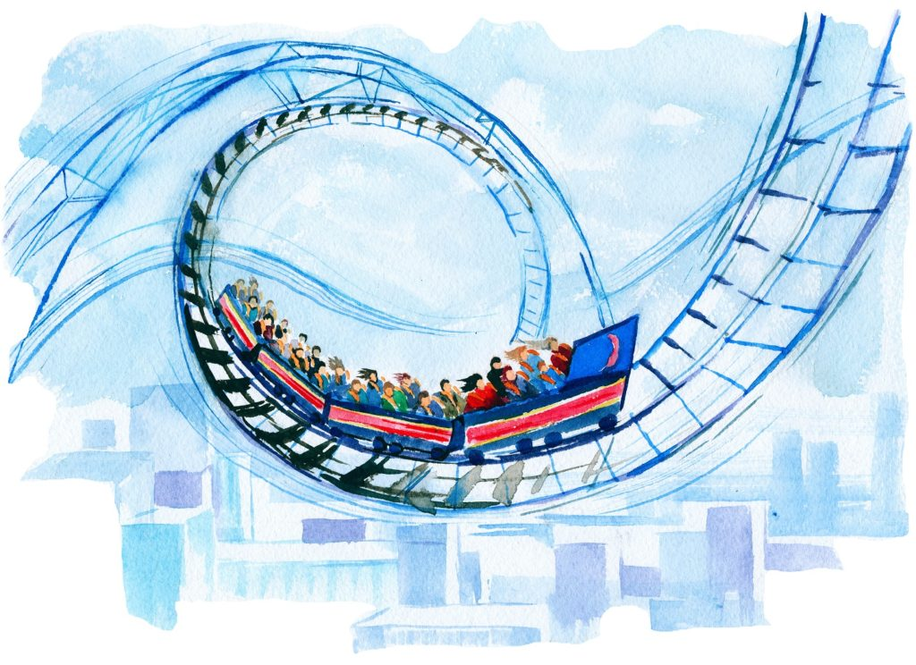 Riding the roller coaster of practice management – PM Polly