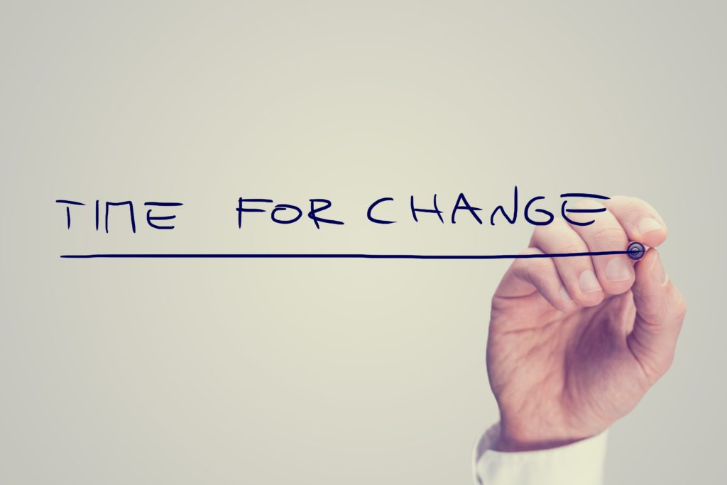 Practice manager, we need to talk 'change'!