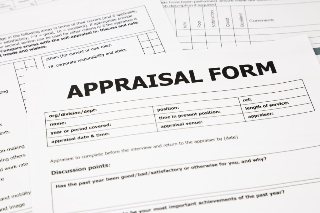 PM appraisals: the successful peer-led programme