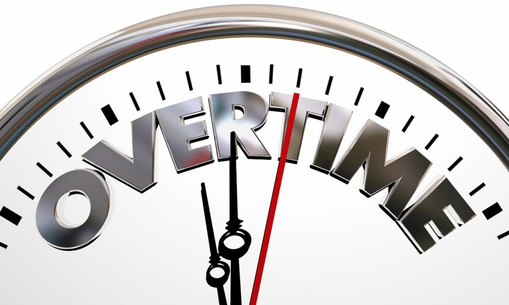 Hours, overtime and compensation: A never-ending issue