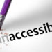 Seven ways to write more 'accessibly' on your practice website