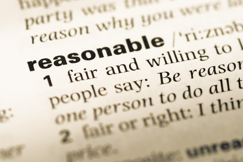 Reasonable adjustments in the workplace – Robyn Clark