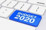 2020 Budget announcement