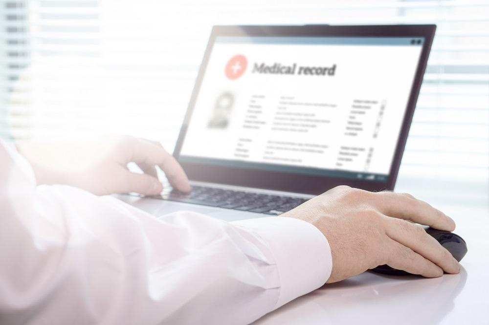 COVID-19 and digitalising medical records