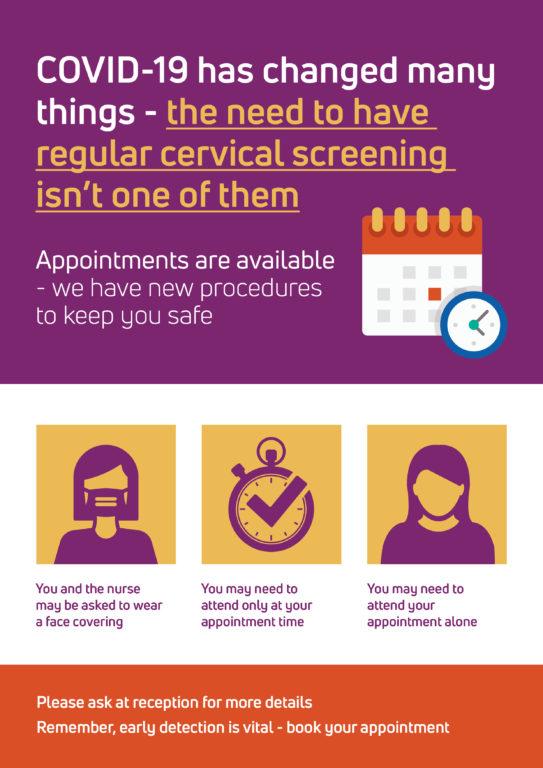 Cervical Screening Awareness Week