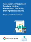 Explaining the GP practice accounts