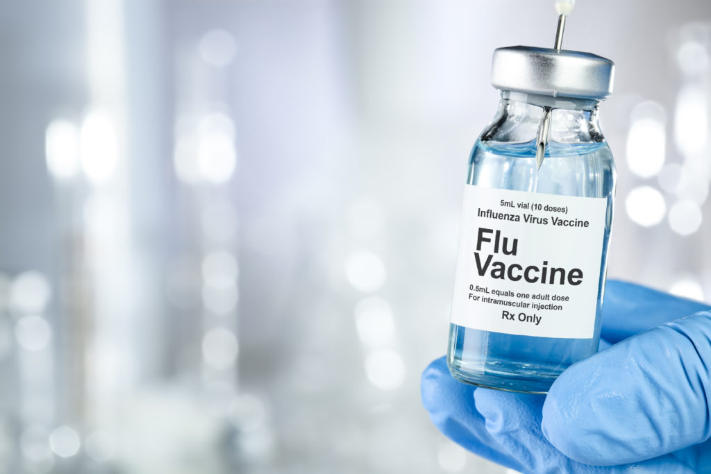 Managing the 'biggest flu vaccination programme in history'