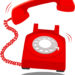 Ringing Red Telephone
