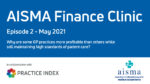 AISMA Finance Clinic – Episode Two: Profitability in General Practice