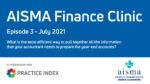 AISMA Finance Clinic – Episode Three: Preparing your year-end information