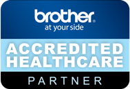 Brother Accredited Healthcare Partner