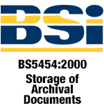 BSI Storage of Archival Documents