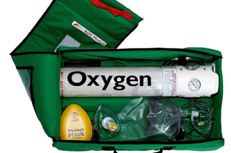 Supplies on oxygen tank sizes