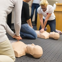 AED and CPR Training