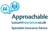 Approachable Locum Insurance - Logo