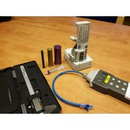 Calibrated testing equipment