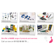 Full range of products and services