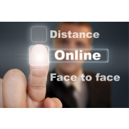 Online Distant Learning or Face To Face