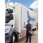 Shred-it on site services