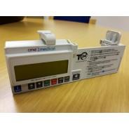 Syringe driver testing and calibration