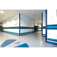Wall & door protection - Hospitals